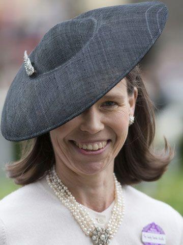 Lady Sarah Chatto…Princess Margaret's daughter