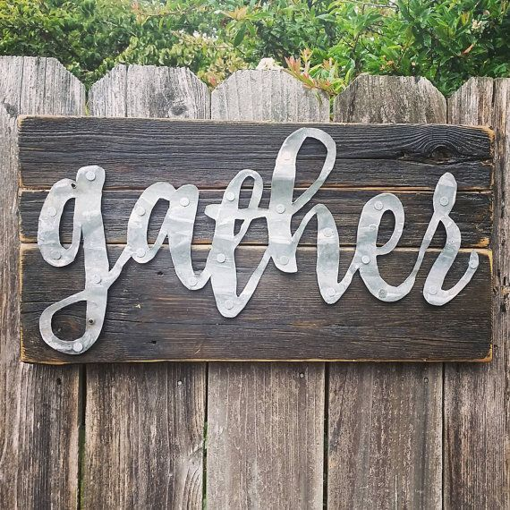 Best 25 Metal signs ideas on Pinterest Custom metal signs