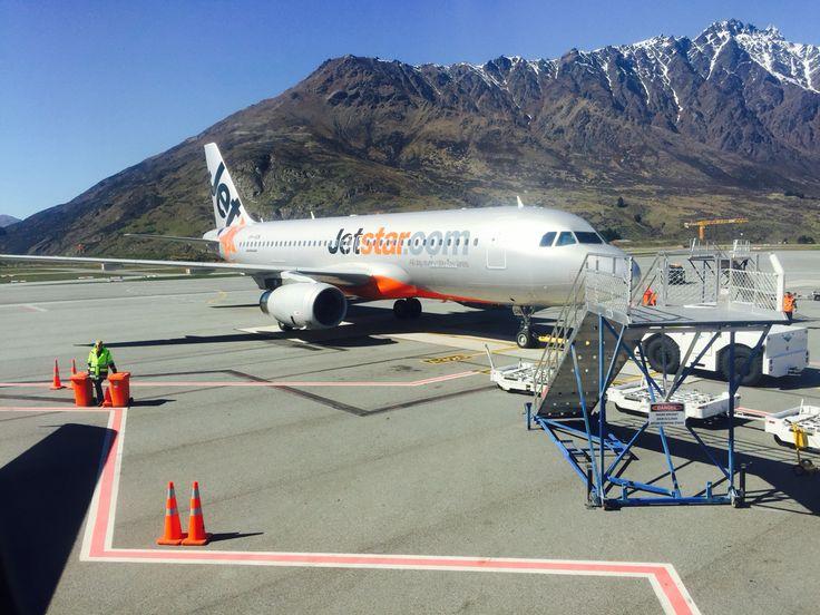 Queenstown Airport www.enjoi.nz