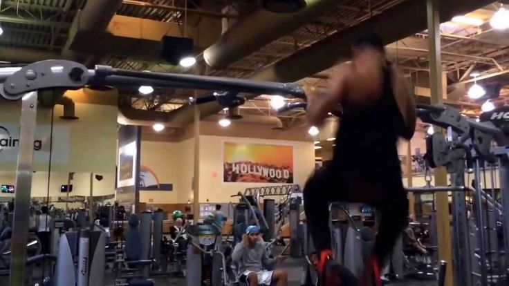 Herbaheroes takeover 24 hour Fitness - Bar Work