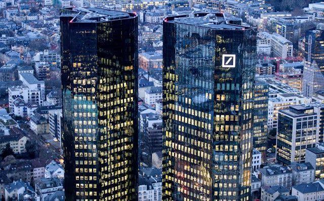 Deutsche Bank Criara Bad Bank De 50 Bilhoes Banco Alemao