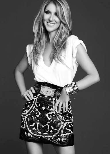 The Gorgeous Celine Dion! The best female singer ever!!