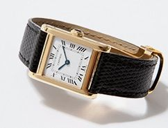 Used CARTIER Watches for Women