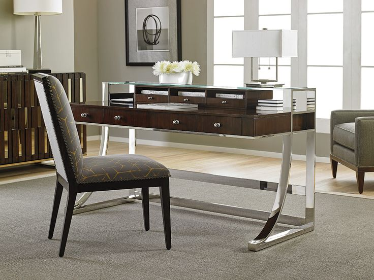 sligh furniture office room. contemporary office space featuring the andrea writing desk from lexington furniture lhbdesign available sligh room