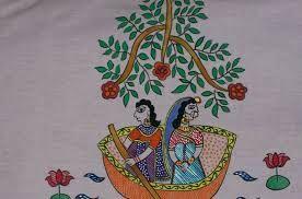 Image result for madhubani cushion covers