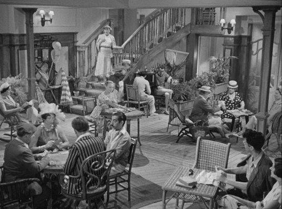 """""""Les vacances de M. Hulot"""" (Jacques Tati,1953)"""