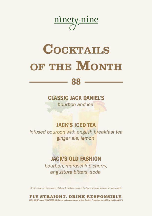 Jack's Cocktails