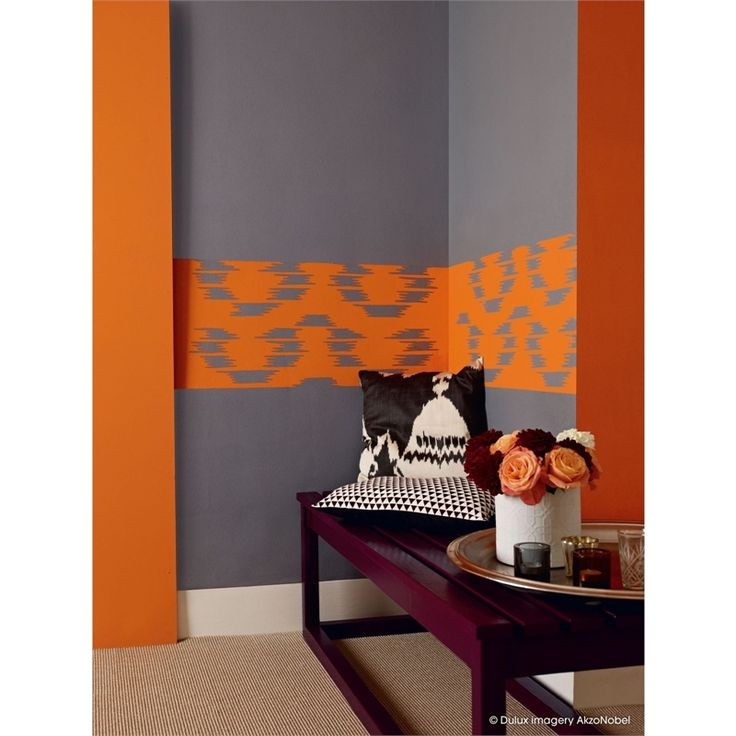 Find Dulux Feature Wall Morocco Flame - Matt Paint - 1.25L at Homebase. Visit your local store for the widest range of paint & decorating products.