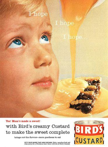 1959 Bird's Custard ad   totallymystified   Flickr