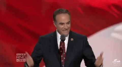 thumbs up rnc republican national convention rnc 2016 chris collins trending #GIF on #Giphy via #IFTTT http://gph.is/2a90faE