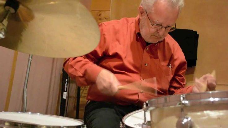 Steve Maxwell Vintage Drums - (Camco WMP 18/12/14 Drum Set - 6/21/12)