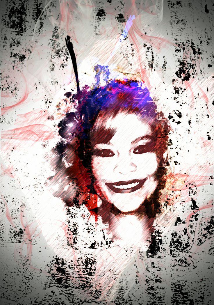 #Ilustracion Digital realizada en Photoshop cs5