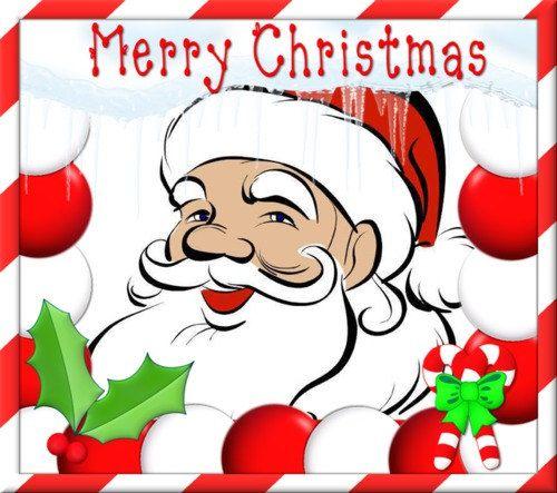 Santa Claus Counted cross stitch pattern , Modern Counted Cross Stitch Pattern…