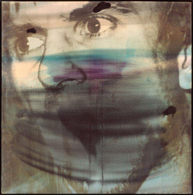 Wolf Vostell. 'Dutschke' 1968