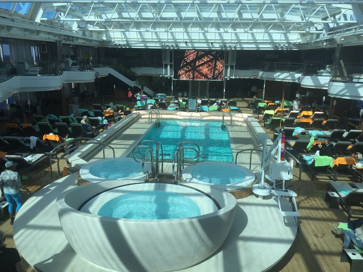 Whou0027s Ready To Relax In Koningsdamu0027s Pampering Hydropool? | New Ship!  Koningsdam | Pinterest | Cruises, Holland And Holland Cruise
