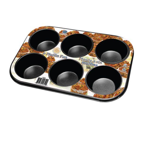 Baking MAGIC - Muffin Pan $5  Langham Mall Unit 2333 & 2335 Level 2, 8339 Kennedy Road, Markham, Ontario, Canada  www.OneOfAKaIND.com