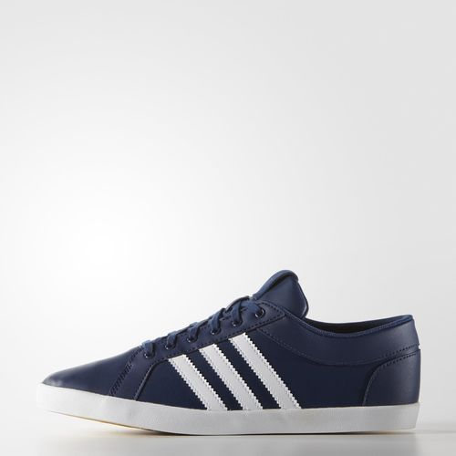adidas Adria PS 3-Stripes Shoes - Blue | adidas UK