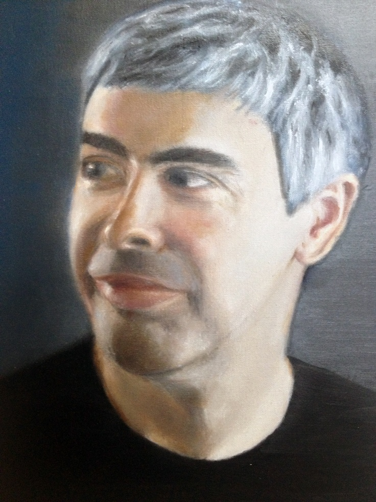 Larry Page - Google co-founder  || Rui Oliveira || 2012
