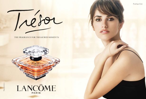 Muzyka z reklamy perfum  Lancôme Trésor