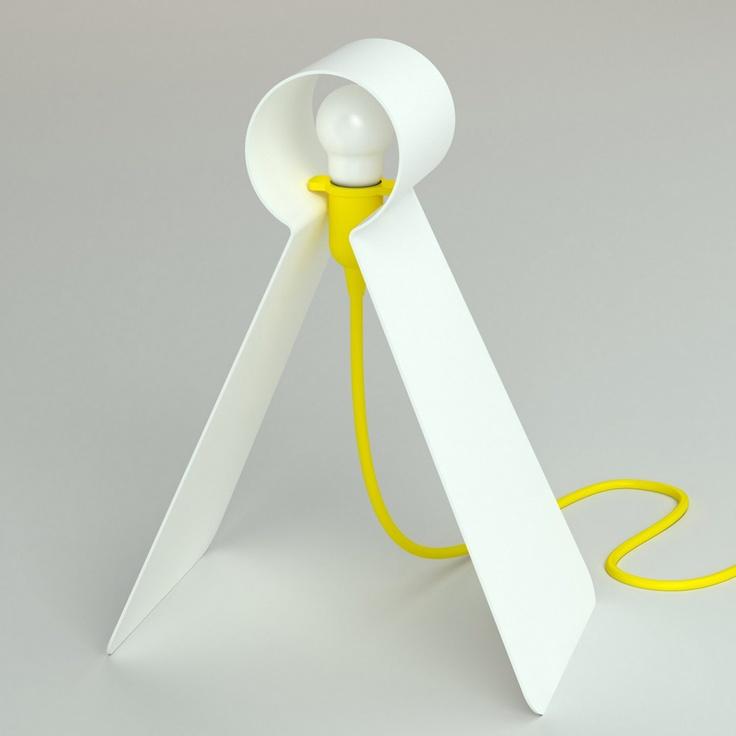 Tweety Lamp // bonaguro giorgio