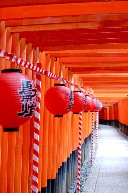 Kyoto Fushimi Inari Shrine, Japan