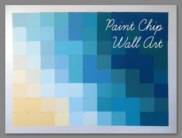 135 best paint chips images on pinterest