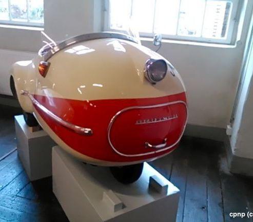 Mopetta micro-car