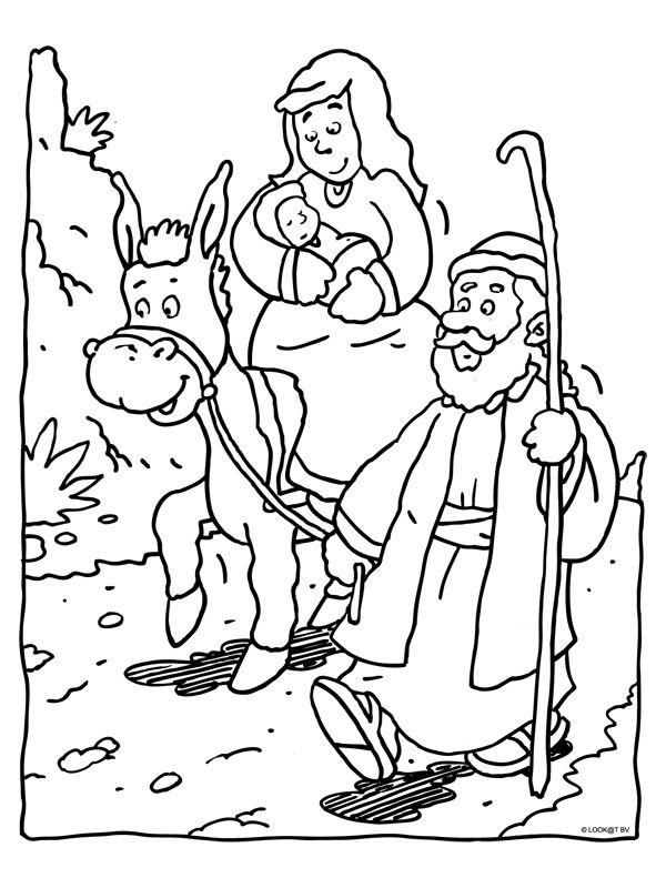 Jozef, maria, jezus met de ezel                                                                                                                                                                                 Más