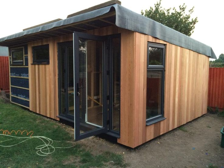 Cladding a shed affordable attractive options page 1 for Design a shed cubbies