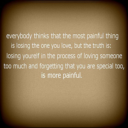 Quotes About Losing Someone Special. QuotesGram