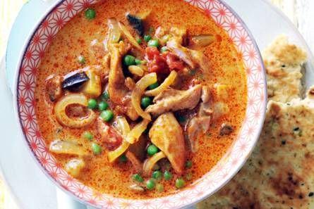 Indiase curry-kokossoep - Recept - Allerhande - Albert Heijn