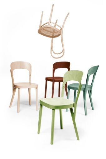 Ein Zeitgemäßer Holzstuhl Für Restaurant, Bistro Und Privaten Essbereich    THONET Möbel   Stühle