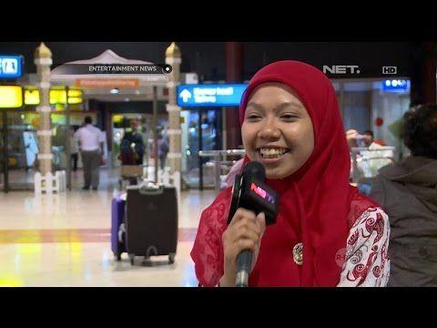Raeni, Anak Tukang Becak yang Mendapat Beasiswa Kuliah S2 di Inggris - YouTube