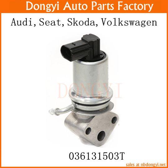 New Exhaust Gas Recirculation EGR Valve OEM 036131503T for Audi Seat Skoda Volkswagen
