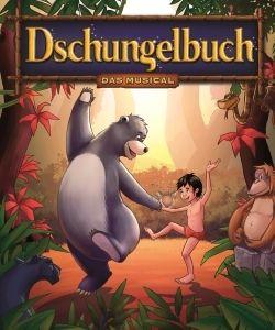 Dschungelbuch - das Musical Poster