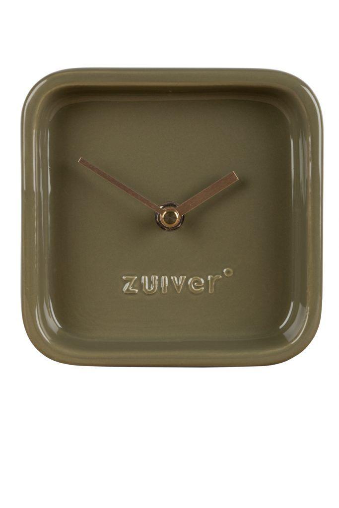 Cute clock - Green #Clock#Orloge#Uhr#klok