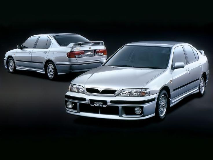 Nissan Primera Camino (P11) 1995–1999