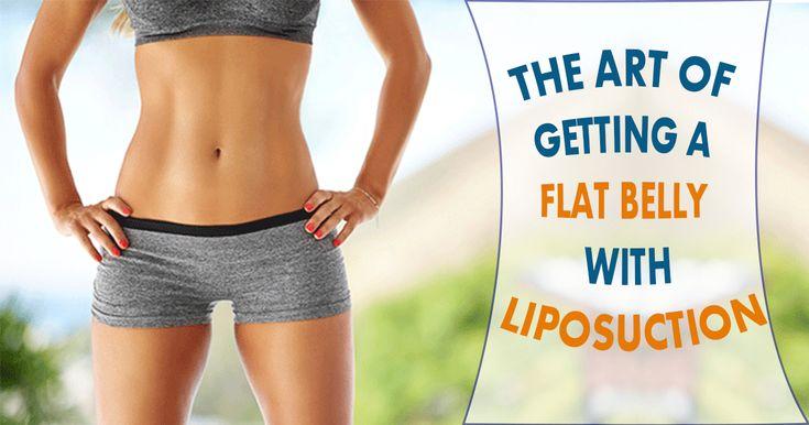 how to make abdomen flat