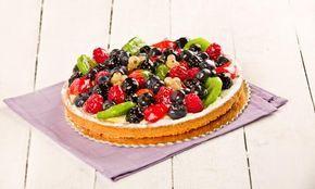 Qu'est-ce qui recouvre les tartes aux fruits? Pourquoi sont-elles si luisantes? Le nappage neutre!