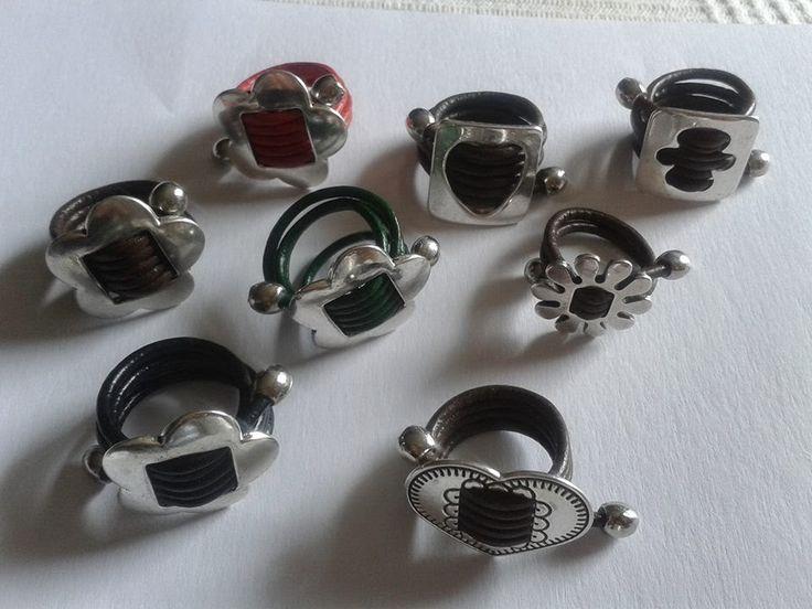MeriThings: Popurri de anillos