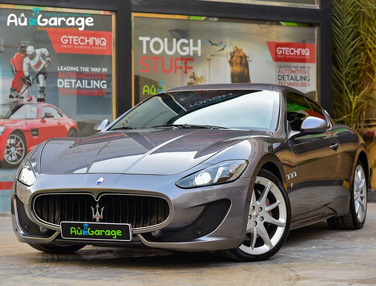 Charming Maserati Granturismo 2013 ..... Italian Perfection 😍 Protected By Our 5th  Package Images