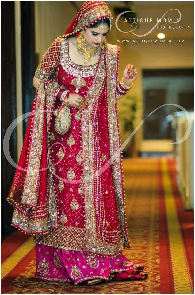 Dulhan Bride Indian Pakistani Wedding Desi Bollywood