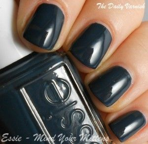 Essie - Mind Your Mittens, color of the week, a new favorite Just did this color tonight and I love it!!!