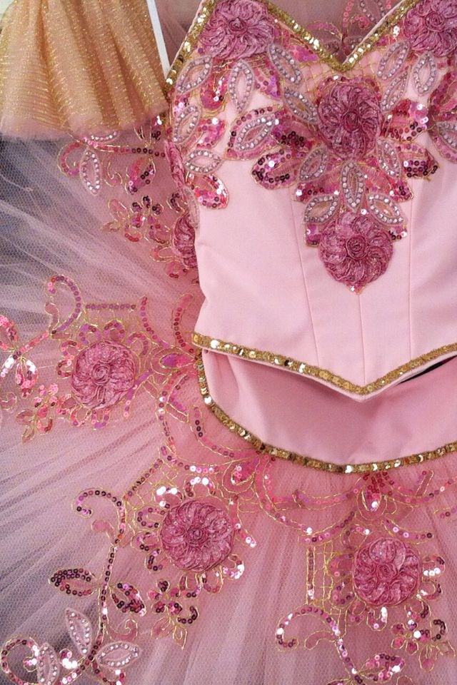 Nutcracker Sugar Plum Fairy tutu plate, bodice, and arm puffs. By Amber Rae Mack for Central New Jersey Ballet Theatre. Contact the designer at amberraemack@hotmail.com