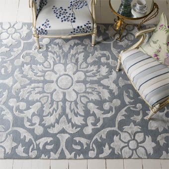 Gorgeous rugs - All available from Christine Scott Interiors