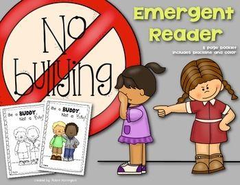 how to explain bullying to kindergarten