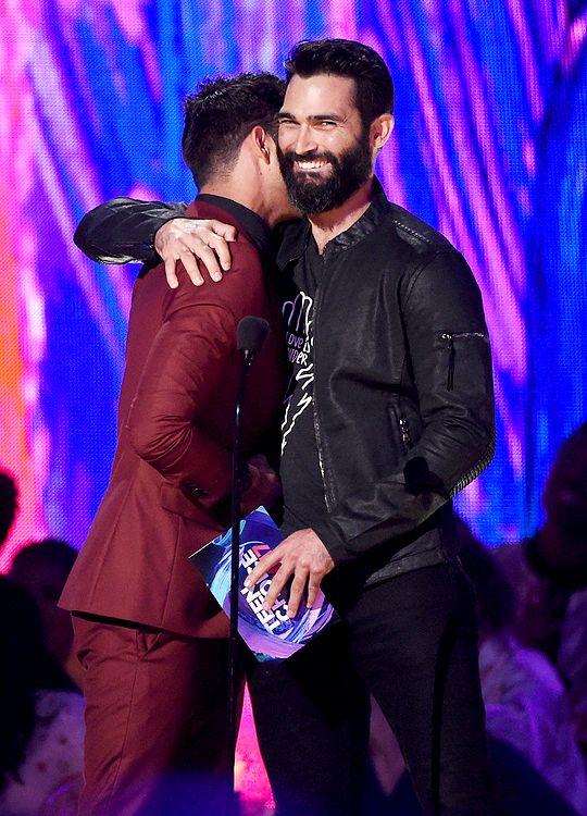Tyler Posey & Tyler Hoechlin @ Teen Choice Awards 2017