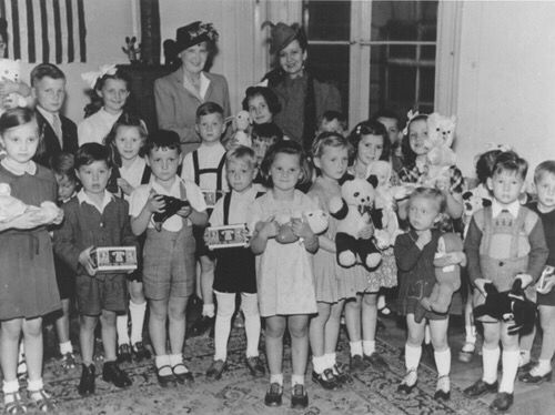 Jewish orphans who survived Theresienstadt