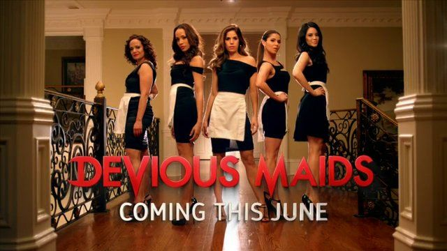 Devious Maids Launch Promo for Lifetime by Joe Nichols. I recently wrote and directed this promo for the launch of Devious Maids, an all new series from the creator of Desperate Housewives and executive producer Eve Longoria.  It will premiere on Sunday June 23rd at 10/9c on Lifetime.