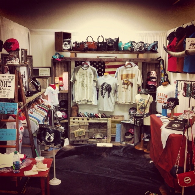RBR Booth at the Dallas Market | Western Style | Dallas ...